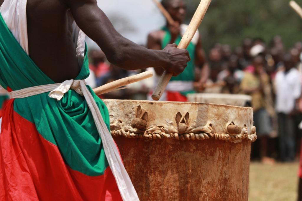 Corona - Burundi