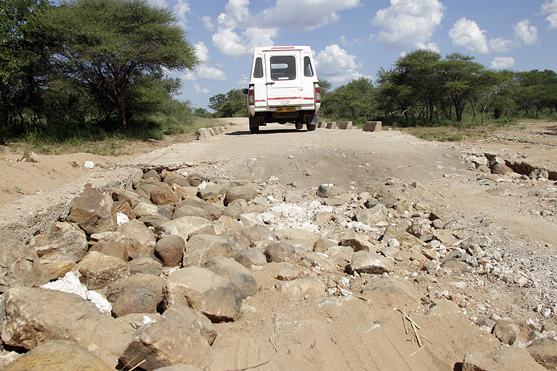 Rough Ride for Harare
