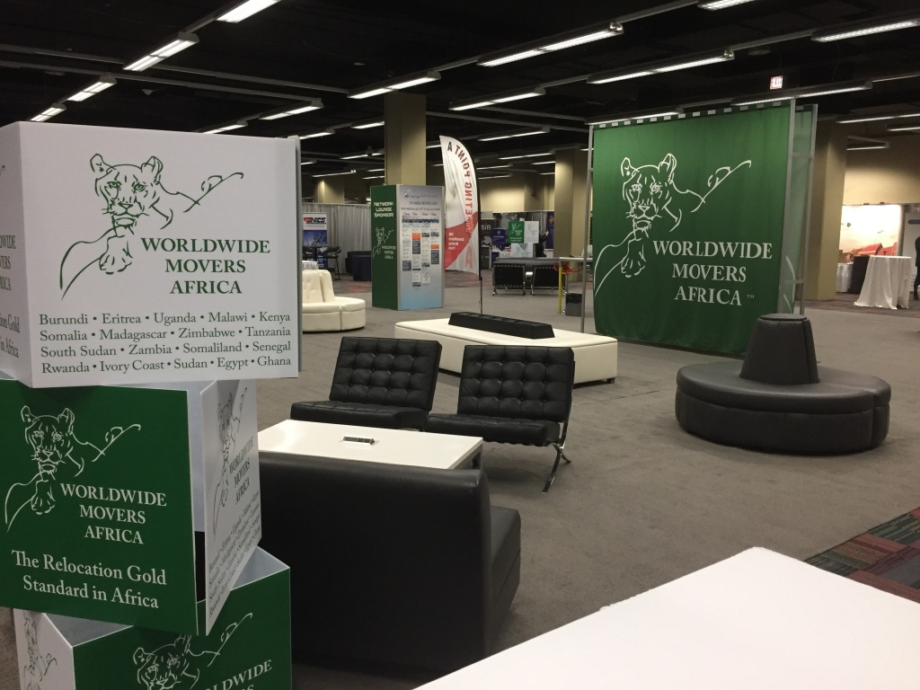 Worldwide Movers Africa hosts IAM Network Lounge